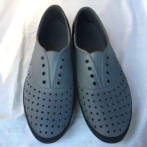 Native Shoes Jericho Slip-On Grey Black 9